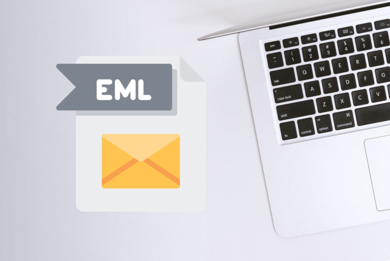 salvare email in formato eml
